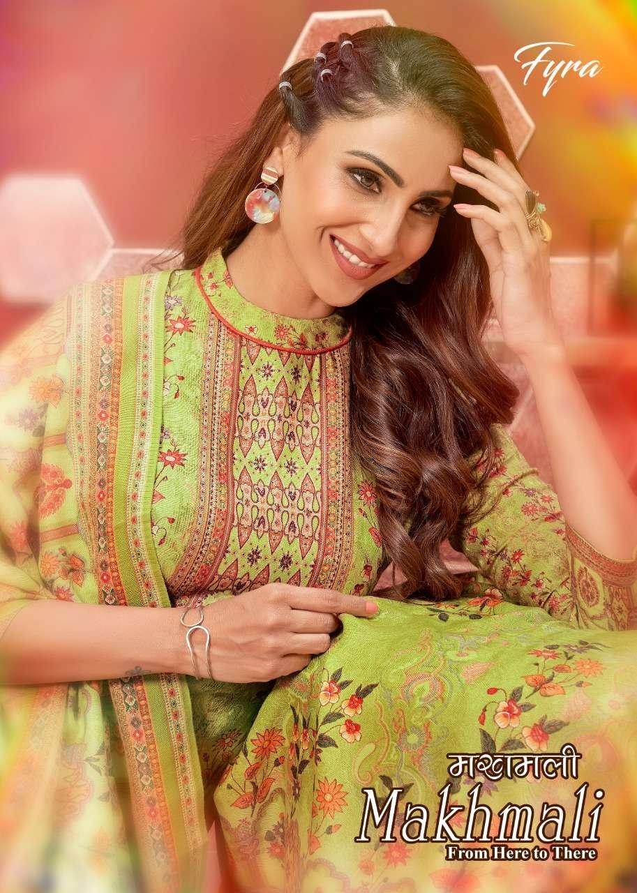 alok makhmali wool pashmina dress materials