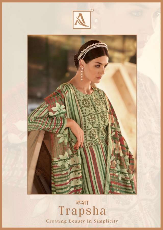 alok trapsa pashmina garam dress collection