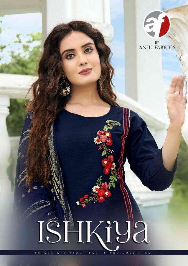 anju ishkiya kurti with dupatta set exclusive collection