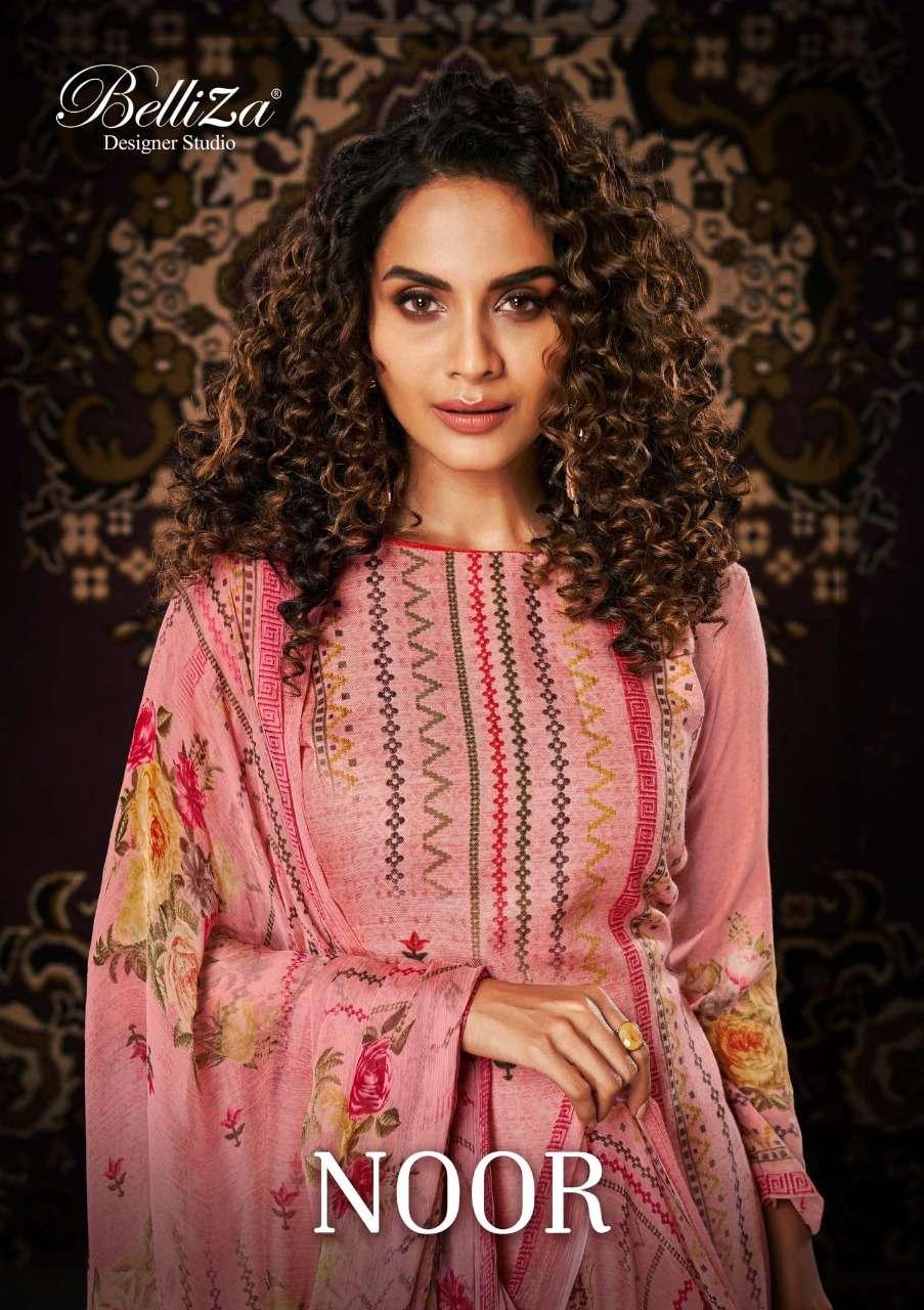 belliza designer studio launch noor casual wear pashmina salwaar kameez