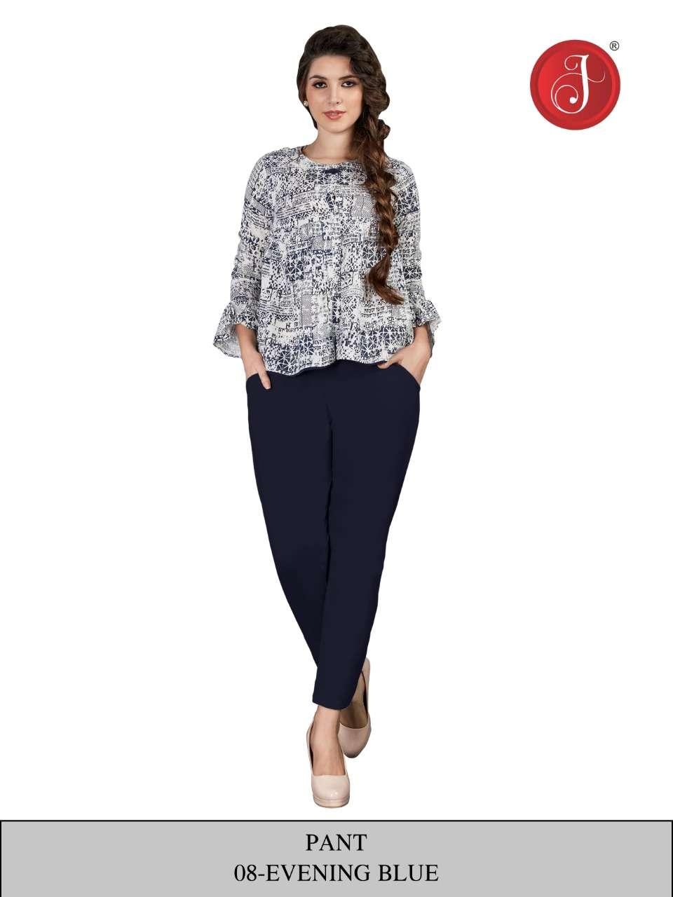 Jelite Presents Cotton Stretchable Kurti Pant Pocket Pant Authorized Supplier
