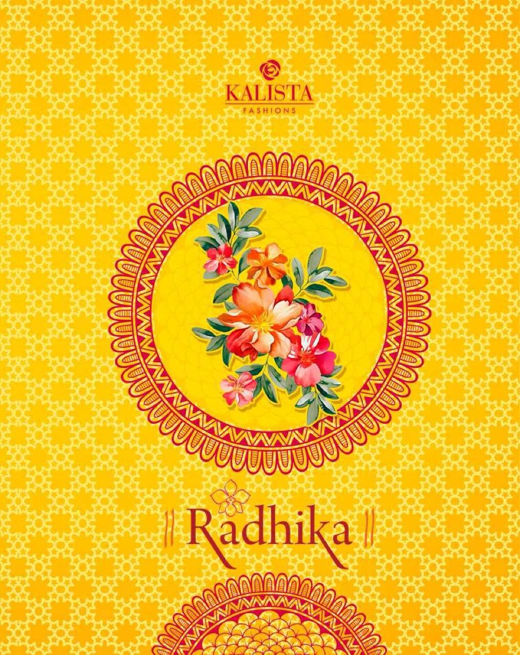 kalista radhika CP vichitra with diamond fancy sarees
