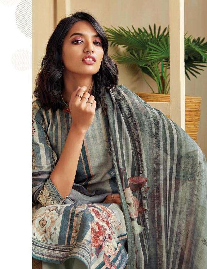 kesar karachi winter pashmina digital printed salwar suits online