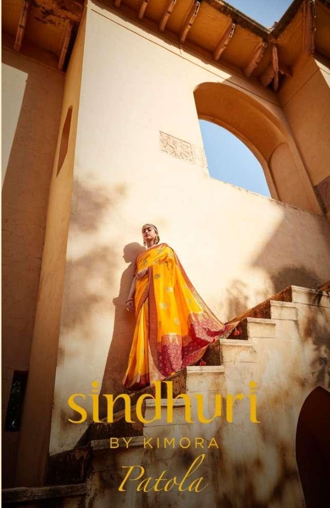 kimora fashion sindhuri series 85 to 91 exclusive silk saree for diwali