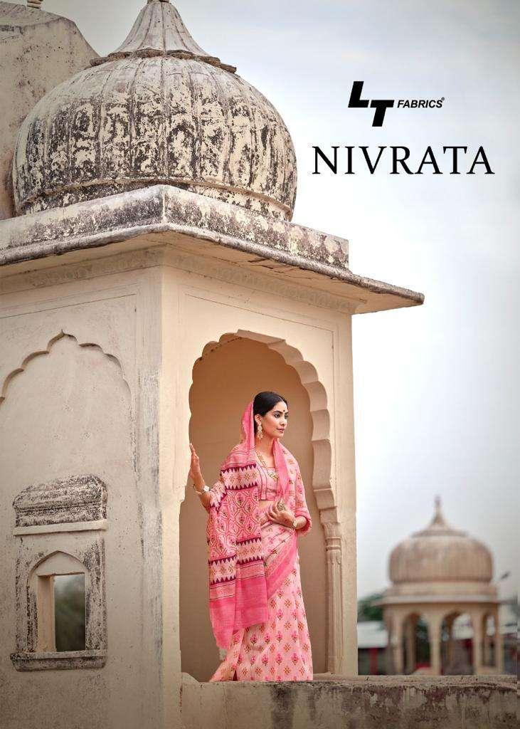 lt fashions nirvata cotton silk saris supplier