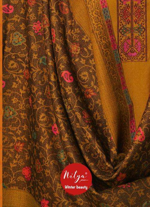 lt nitya winter weave vol 2 pashmina jacquard exclusive fancy dresses