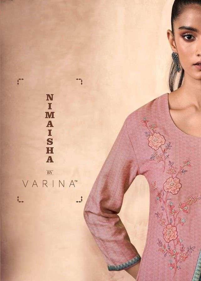 nimaisha by varina pashmina winter exclusive fancy suits