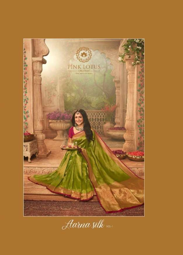 pankh aarna silk vol 1 series 1501 to 1511 silk sarees collection for diwali