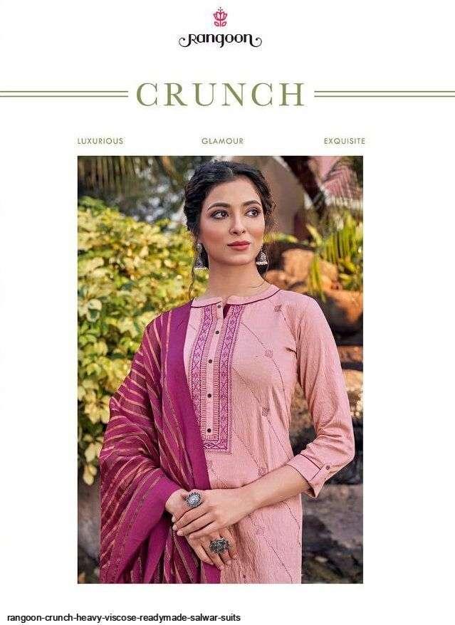rangoon crunch readymade designer dresses for women