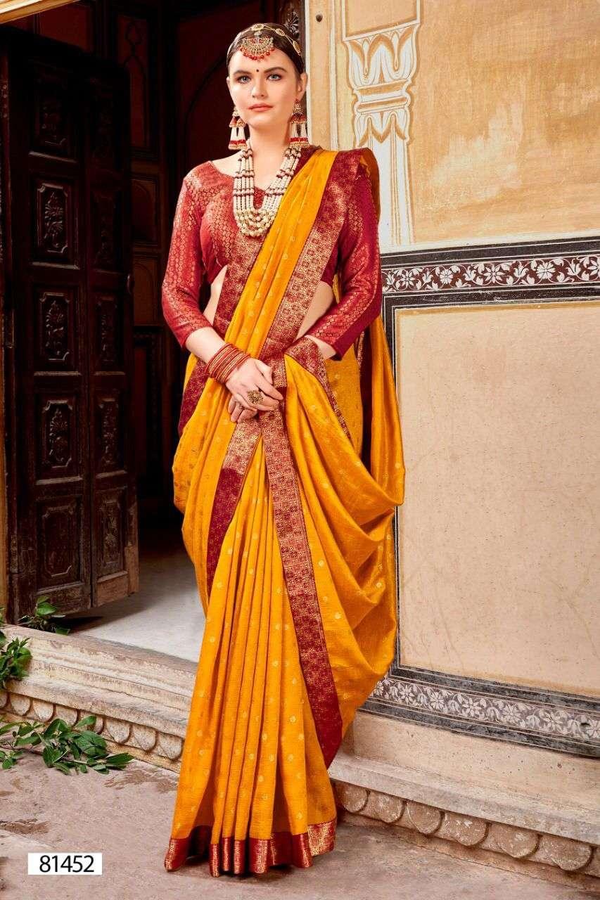 right women amisha vichitra with fancy saree supplier
