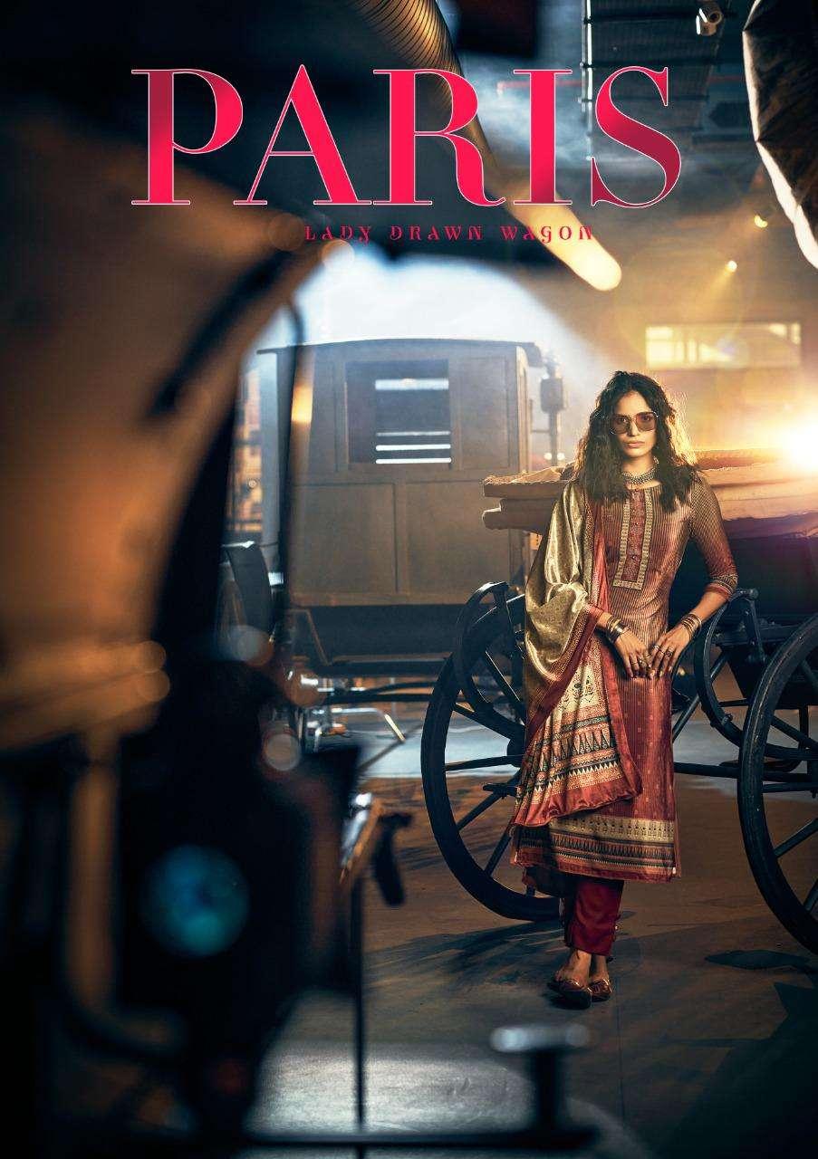 sargam paris pure velvet designer fancy pashmina salwar kameez