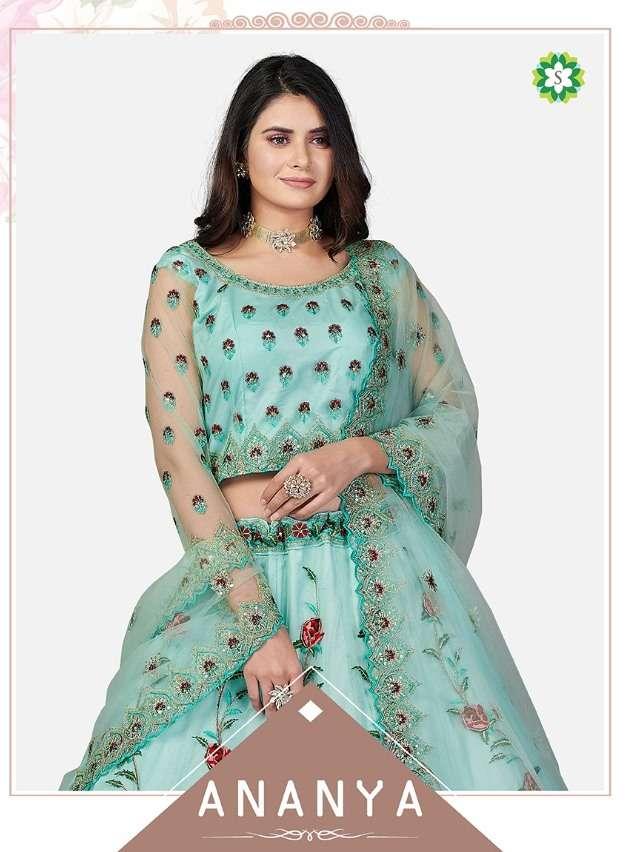 shee star ananya designer ethnic lehenga for women