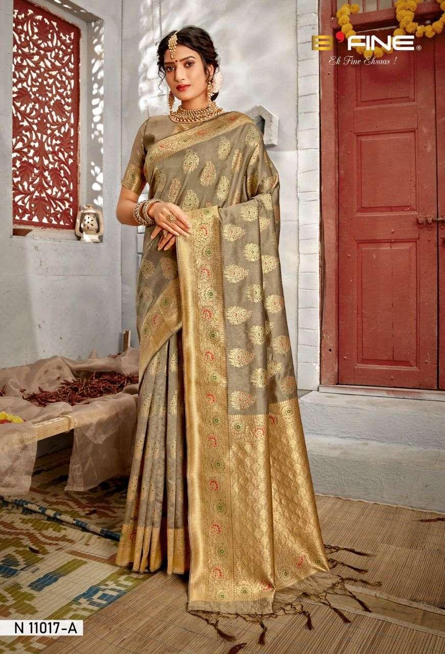 talking threads by b fine silk festival wear fancy sarees