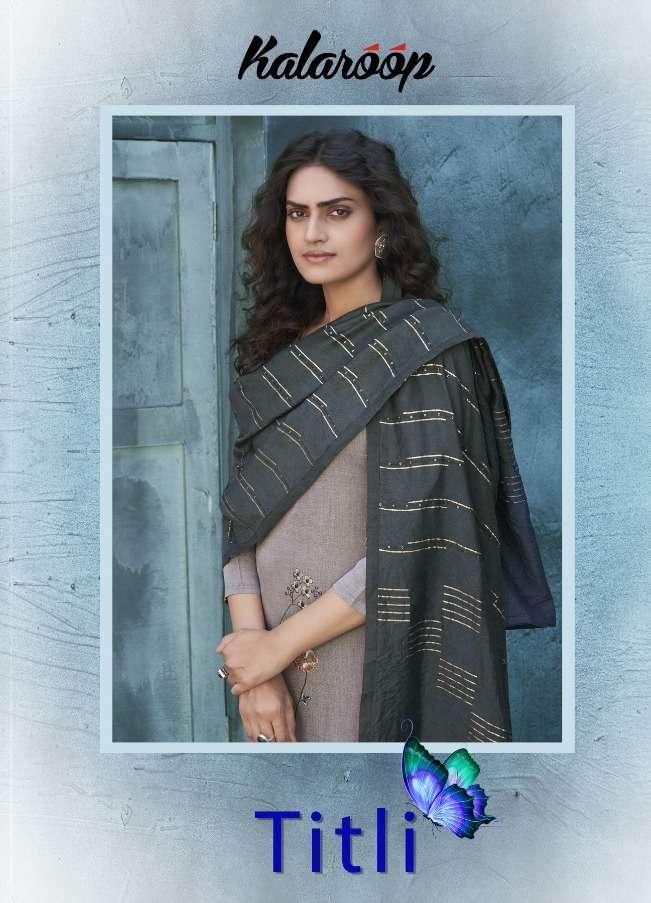 titli by kalaroop readymade silk salwar kameez wholesaler