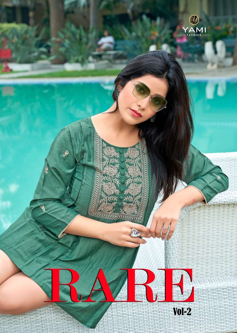 yami rare vol 2 exclusive fancy ladies short tops collection